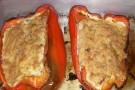 Peperoni ripieni al tonno